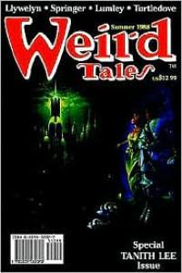 Weird Tales 291 (Summer 1988) - Darrell Schweitzer (Editor),  Stephen Fabian (Illustrator),  Contribution by Nancy Springer,  Contribution by Morgan Llywelyn,  Cont
