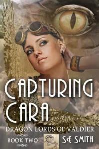 Capturing Cara  - S.E.  Smith