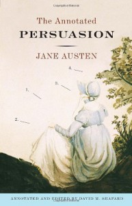 The Annotated Persuasion - Jane Austen, David M. Shapard