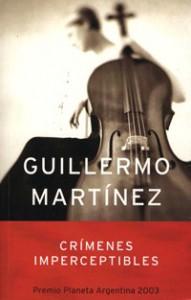 Crimenes Imperceptibles - Guillermo Martínez, Planeta