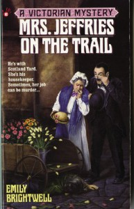 Mrs. Jeffries on the Trail - Emily Brightwell