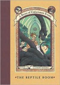 The Reptile Room   - Brett Helquist, Lemony Snicket, Michael Kupperman