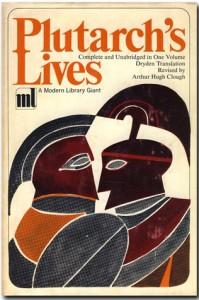 Parallel Lives - Arthur Hugh Clough, Plutarch, John Dryden
