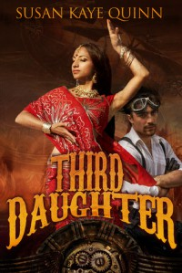 Third Daughter (The Dharian Affairs Trilogy #1) - Susan Kaye Quinn