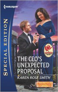The CEO's Unexpected Proposal - Karen Rose Smith