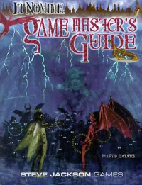 Game Master's Guide - David Edelstein