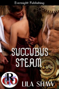 Succubus Steam (The Succubus Chronicles) - Lila Shaw
