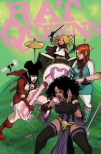 Rat Queens #6 - Kurtis J. Wiebe, Roc Upchurch