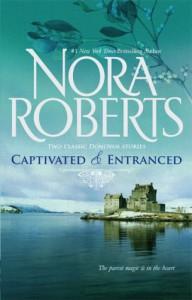 Captivated & Entranced (Donovan, #1 & 2) - Nora Roberts