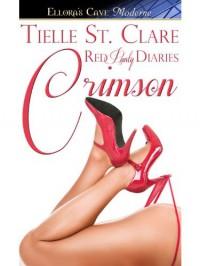 Crimson - Tielle St. Clare