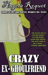 Crazy Ex-Ghoulfriend - Angela Roquet