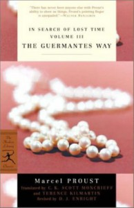 The Guermantes Way (In Search of Lost Time, #3) - Marcel Proust, C.K. Scott Moncrieff, Terence Kilmartin, D.J. Enright