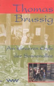 Am kürzeren Ende der Sonnenallee - Thomas Brussig