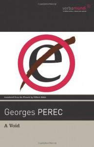 A Void - Georges Perec, Gilbert Adair