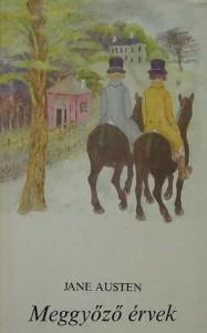 Meggyőző érvek - Róna Ilona, Jane Austen