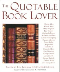 Quotable Book Lover - Ben Jacobs