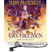 The Wee Free Men - Terry Pratchett, Stephen Briggs