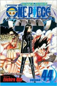 One Piece, Vol. 44: Let's Go Back - Eiichiro Oda