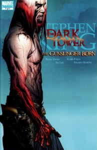 Stephen King's Dark Tower: The Gunslinger Born #7 (Marvel Comics) - Robin Furth, Peter David