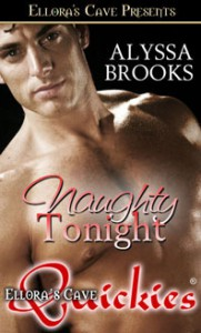 Naughty Tonight - Alyssa Brooks