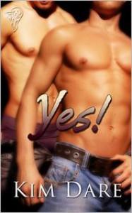 Yes! - Kim Dare