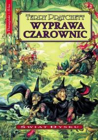 Wyprawa czarownic - Terry Pratchett