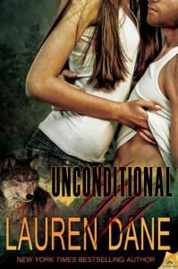 Unconditional (Cascadia Wolves) - Lauren Dane