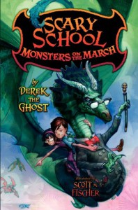 Monsters on the March - Derek The Ghost, Scott M. Fischer