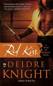 Red Kiss - Deidre Knight