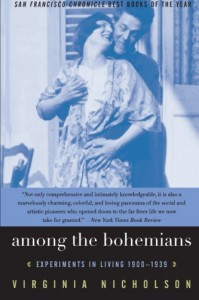 Among the Bohemians: Experiments in Living 1900-1939 - Virginia Nicholson