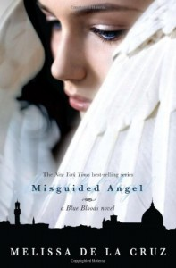 Misguided Angel (Blue Bloods, Book 5) - Melissa de la Cruz