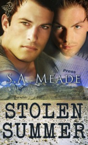 Stolen Summer - S.A. Meade
