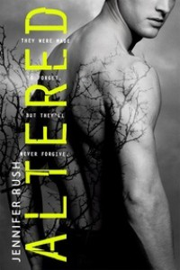 Altered (Altered, #1) - Jennifer Rush
