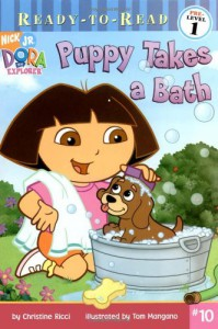 Puppy Takes a Bath - Christine Ricci