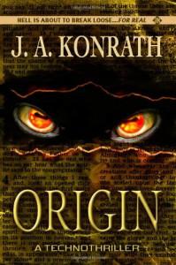 Origin - J.A. Konrath