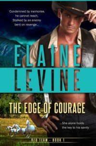 The Edge of Courage  - Elaine Levine