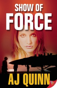Show of Force - A.J. Quinn