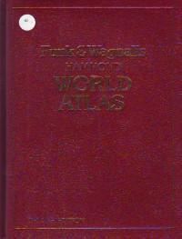 Funk and Wagnall's Hammond World Atlas - Atlas