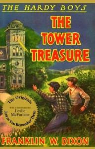 The Tower Treasure - Franklin W. Dixon, Leslie McFarlane