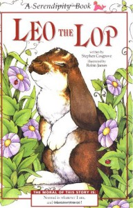 Leo the Lop (reissue) - Stephen Cosgrove, Robin James