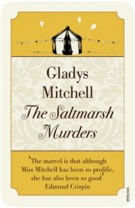 The Saltmarsh Murders - Gladys Mitchell