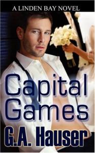 Capital Games - G.A. Hauser