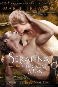 Serafina and the Virtual Man - Marie Treanor