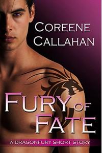 Fury of Fate: A Dragonfury Short Story - Coreene Callahan