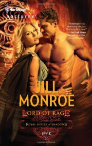Lord of Rage - Jill Monroe