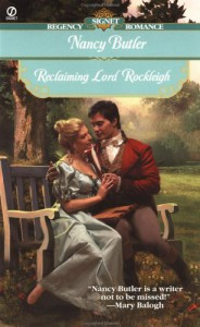 Reclaiming Lord Rockleigh - Nancy Butler