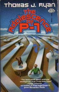 The Adolescence of P-1 - Thomas J. Ryan