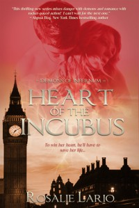 Heart of the Incubus - Rosalie Lario