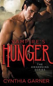Vampire's Hunger - Cynthia Garner