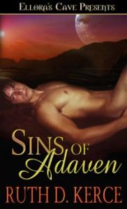 Sins of Adaven - Ruth D. Kerce